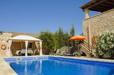 country house-barcelo-pool