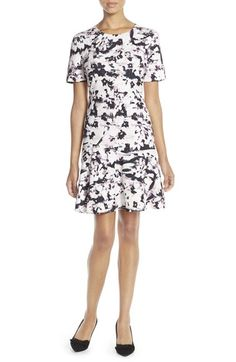 Ivanka Trump Drop Waist Dress available at #Nordstrom