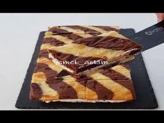Zebra Pasta Tarifi | Basit Tatlı Tarifleri