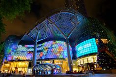 ION Orchard Shopping Mall at Orchard Road, Singapore. Within walking distance from Orchard Hotel Singapore - http://m.millenniumhotels.com/content/dam/sg/en/orchard-hotel-singapore/downloads/ohsmap_big-1.pdf