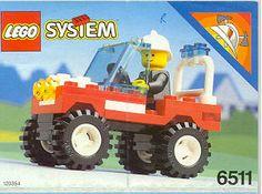 6511 Rescue Runabout - Brickipedia, the LEGO Wiki