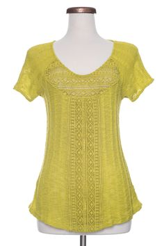 Dressing Your Truth - Type 3 Lavish Lime Top