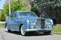 1965 Rolls-Royce Silver Cloud III LHD