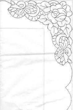 Resultado de imagem para nurten kuşçu cutwork embroidery tablecloth - embroidery - nakış - delik işi nakış - beyaz iş nakış
