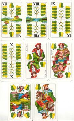 Magyar Kartya Ancient History, Playing Cards, Playing Card Games, Game Cards, Playing Card