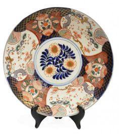 motifs on japanese pottery imari - Bing Images