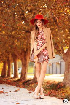 FashionCoolture - 16.05.2014 look du jour printed dress (1)