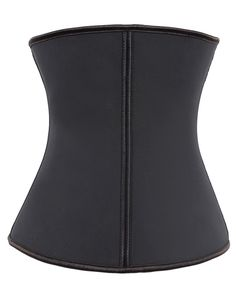 adaca3744f8 SLTY Womens ZipperandHook Latex Waist Trimmer Cincher Tummy Slimming Girdle  Shapewear     Check out the image by visiting the link.