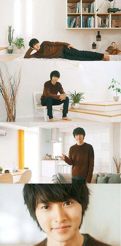 "[Web ad & making, Feb/17/16] https://www.youtube.com/watch?v=jftCx7aR7ic Kento Yamazaki, Fujitsu General ""nocria"""