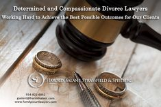Determined and Compassionate Divorce Lawyers Working Hard to Achieve the Best Possible Outcomes for Our Clients