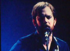 Caleb Followill (Kings of Leon) live in Bologna