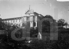 Igreja da Penha de França [entre 1890 e 1945] Documento PT/AMLSB/BAR/000161