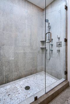 Irresistible Small shower remodel bathroom updates ideas,Stand up shower remodel modern tricks and Shower remodel before and after sinks ideas. Upstairs Bathrooms, Basement Bathroom, Dream Bathrooms, Small Bathroom, Master Bathroom, Shower Bathroom, Master Shower, Bathroom Ideas, Tub To Shower Remodel