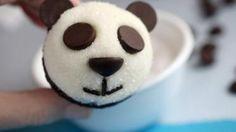 Zo maak je Panda cupcakes!