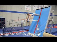 Using Bar Wall for Clear Hips - YouTube