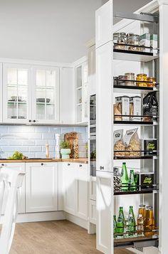 Home Decor Kitchen, Home Decor Bedroom, Kitchen Interior, Home Kitchens, Kitchen Cupboard Designs, Kitchen Cabinets, Small Space Interior Design, Cocinas Kitchen, Kitchen Remodel
