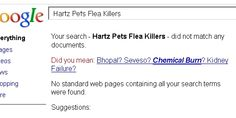 Via @Di_sss: @HartzPets more SEO genius...via .@RTorossian5WPR aka Online Reputaion Manager, I s'pose? #HartzKills