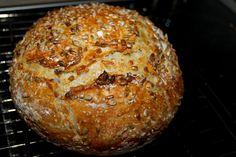 Bread Recipes, Cooking Recipes, Bread Cake, Tapas, Scones, Nom Nom, Muffin, Food And Drink, Homemade