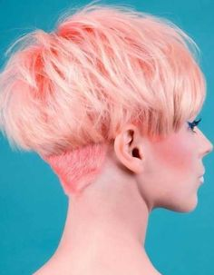 nice 16 Trendy Short Rosa Pixie Haircut #Haircut #Pixie #rosa #Short #Trendy