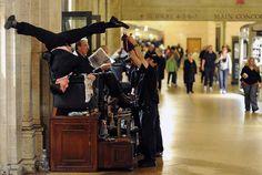 Jake Szczypek, Grand Central (JORDAN MATTER PHOTOGRAPHY / BARCROFT USA)