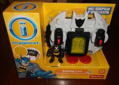 Fisher Price Imaginext Batman Batwing Case for Iphone or Ipod Touch NEW 2013 #FisherPrice