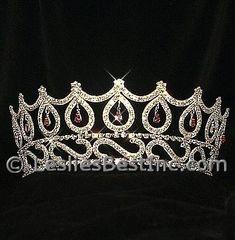 wedding tiaras | Red_Ruby_Crown_Tiara_Wedding_Bridal_Crowns_and_Tiaras_For_sale.jpg