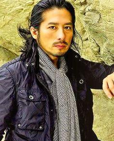 Hiroyuki Sanada- he's so damn hot I almost can't stand it!!!