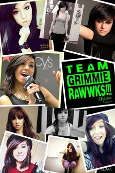 I don't listen to music while I'm studying, but I LOOOOVVVEEEE Christina Grimmie I've been watching her since 2009 and I loved seeing her grow as a singer... She is funny, inspirational, full of fun.. I love her hair and how funky she gets with her fashion and everything, I could make a book about all the things but I'm gonna end it bye saying she is awesome and TEAM GRIMMIE RAWWWKSS!!!! (PS: if you don't know her then you should Really check her out) Hope you like my edit and…