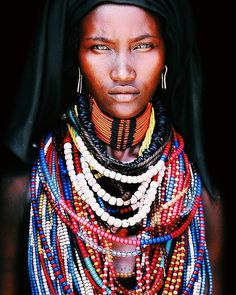 The vibrant and beautiful Baro Tura tribe in Ethiopia ❤ Who says black isnt beautiful?  @mario_garth_photography  Tag your  beautiful friend  Follow for more cool retro style  Dm/Tag to be featured  #steez #steezqueen #style #queen #colorful #fresh #cool #retro #tribe #mariogerthphotography #eccentric #blackgirlmagic #africangirlskillingit #blackisbeautiful #ethiopia #beautiful #melanin #melaningirls  #follow #like4like #follow4follow #comment