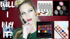 WILL I BUY IT? │REVLON, ABH LIP PALETTE, PUR & KYLIE ROYAL PEACH