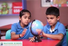 Mayoor School Noida has a facility of laboratory that provides controlled conditions in which scientific or technological research, experiments, and measurement may be performed. See More:-http://bit.ly/2ap8gVU