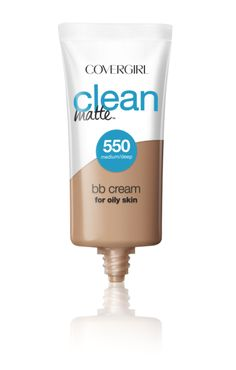 The Best BB Creams for Oily Skin: OIL-FREE MATTE, POWDER FINISH: For matte, oil-free coverage, this will be your new go-to. Coming out this July, the latest release from CoverGirl is light-weight, super smooth and was formulated with a powder system that helps fight shine. It does a great job of correcting blemishes and has a nice matte finish. CoverGirl Clean Matte BB Cream, $6.99-$8.99; Drugstores (out July 2016).