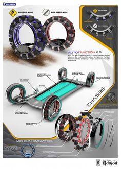 Rolls-Royce Eidolon 2030 Concept Design Board
