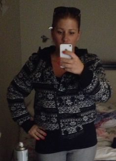 Warm winter jacket $8.00 :)