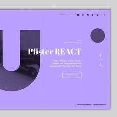 Nurture digital  http://ift.tt/23zY3Io #beautiful #minimal #mindsparklemag #design #webstagram #webdesign #website #purple #typography by mindsparklemagazine