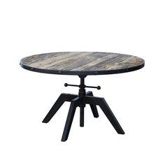 Kenya Sutton Round Coffee Table