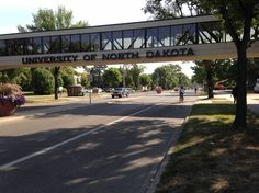 University of North Dakota. My boys school! Go Sioux