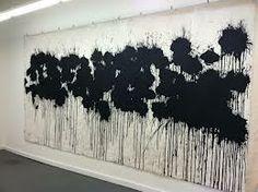 Gutai movement -Kazuo Shiraga