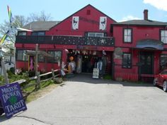Enchantment Boothbay Harbor, ME.  I love this store, go everytime I visit Maine.