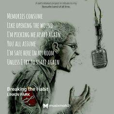Breaking the habit - Linkin Park