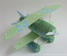 3D / modulares Origami