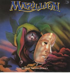"For Sale - Marillion Market Square Heroes UK 12"" vinyl single (12 inch record / Maxi-single) - See this and 250,000 other rare & vintage vinyl records, singles, LPs & CDs at http://eil.com"