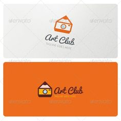 Logo for art group, digital arts, kids art center, art learning, exhibition, after-school programs, art class, photography...