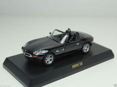 KYOSHO BMW MINICA COLLECTION Z8 1999 BLACK 1/64 JAPAN #Kyosho #BMW