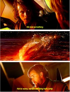 """""""My favorite thing about you is your astute powers of observation."""" 