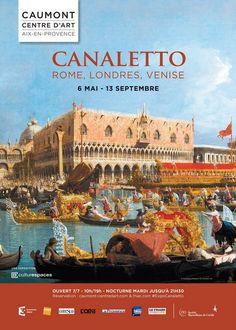 Exposition Canaletto à Aix-en-Provence