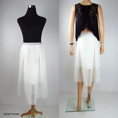 Look sleek and trend forward in #JOA #skirt size small