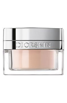 Diorskin Nude Fresh Glow powder. Over foundation or alone for lighter coverage