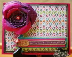 For Cheery Lynn Designs using Momenta Papers.