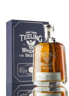 TCrowned 'World's Best Irish Single Malt' at the 2016 World Whiskies Awards, this 1991 vintage Teeling was initially matured in bourbon casks before being transferred and finished in ex-Sauterne wine barrels.